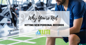 Kristen Ziesmer, Sports Dietitian - Why You're Not Hitting New Personal Records