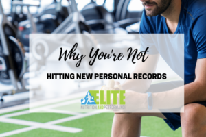 Why You're Not Hitting New Personal Records