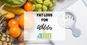 Kristen Ziesmer, Sports Dietitian - Fat Loss for Athletes