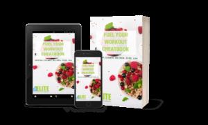 Fuel Your Workout Cheatbook - Kristen Ziesmer, Sports Dietitian