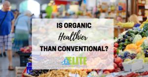 Kristen Ziesmer, Sports Dietitian - Is Organic Healthier Than Conventional