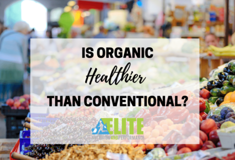Is Organic Healthier Than Conventional?