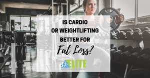 Kristen Ziesmer, Sports Dietitian - Is Cardio or Weightlifting Better for Fat Loss